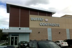 le buffet des continents mascouche